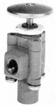 WM148A Three-Way Push Button Valve